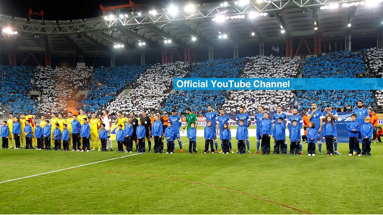 ΟΦΗ πλατανιασ: Εθνική Ελπίδων U21: ΕΛΛΑΔΑ-ΤΣΕΧΙΑ (LIVE VIDEO)